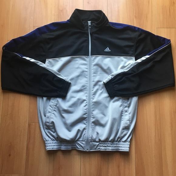 aa276acf0cf adidas Other - Vintage ADIDAS Track Soccer Futbol Jacket Men s M
